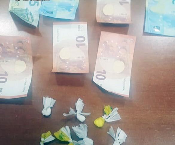 La Guardia Civil detiene a un presunto traficante de droga en una zona de ocio de San Javier