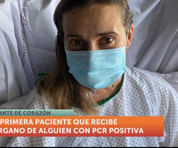 La Arrixaca trasplanta por primera vez un corazón de un donante con PCR positiva