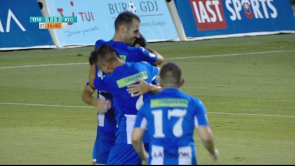 La Unión sufre ante El Algar para pasar a la final por el ascenso a Tercera (2-2)