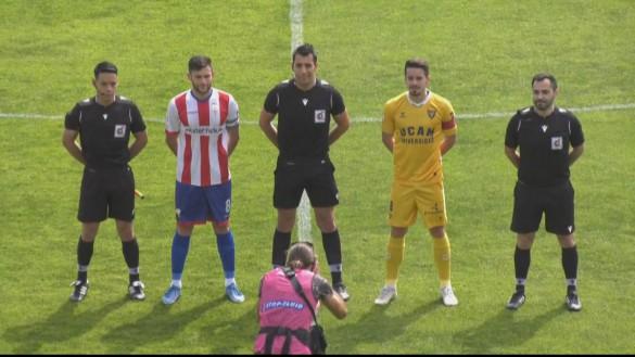 Otra semana sin perder para el UCAM Murcia (1-1)