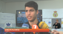 """Carlos Alcaraz: """"Jugar estos torneos es lo que me toca este año"""""""