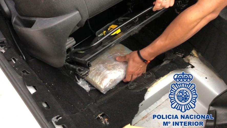 La Policía Nacional desmantela una red de tráfico de estupefacientes en Cartagena