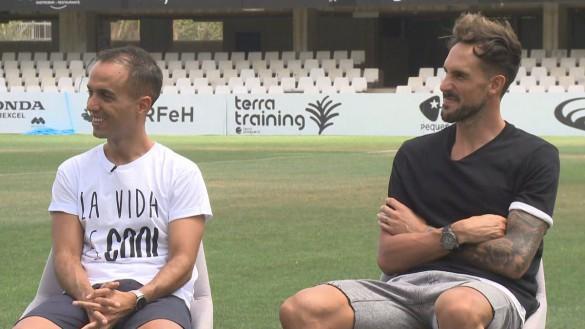 """Borja Jiménez: """"Este equipo es el mejor que he entrenado nunca"""""""