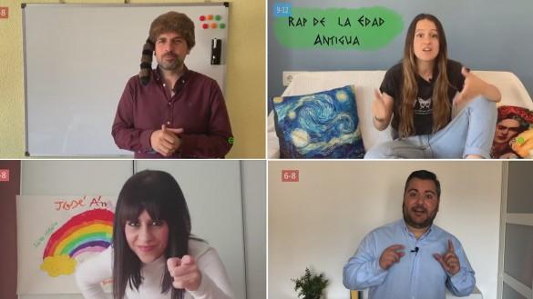 La7 estrena Educando con Corazón, un refuerzo para las clases a distancia