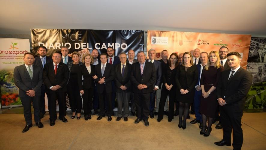 La7 celebra la IIª edición de los Premios Diario del Campo