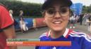 Así ha vivido el Mundial en Rusia la lorquina Irene Jódar