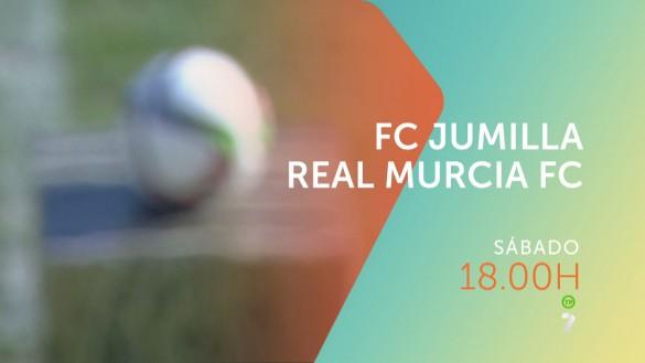 El Jumilla-Real Murcia, en directo en La7