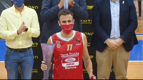 El Real Murcia Baloncesto se lleva la Copa Presidente (51-71)