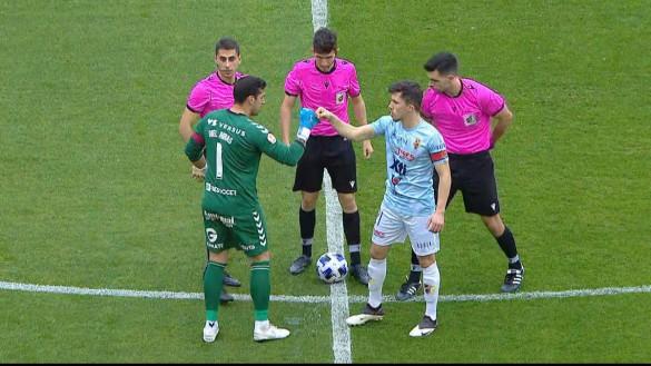 Biel Ribas pone líder al UCAM Murcia (1-0)