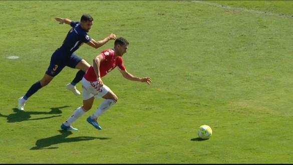 UCAM Murcia y Real Murcia se reparten los puntos (1-1)