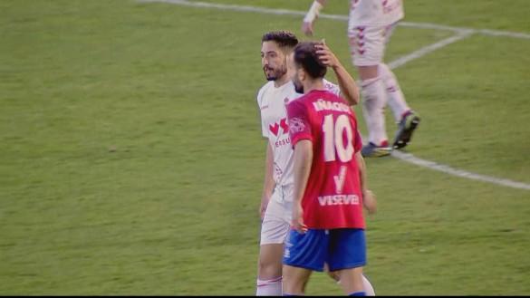 El Real Murcia se atranca en Villarrobledo (0-0)