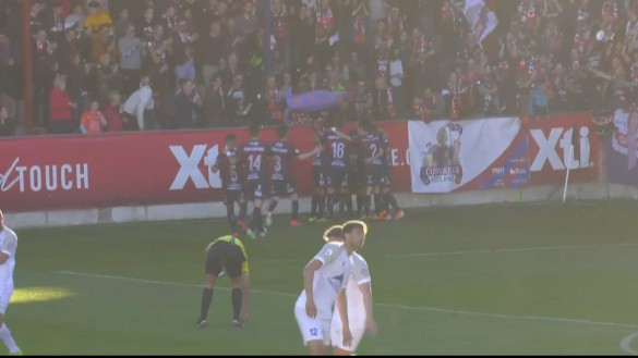 Luis Castillo mantiene al Yeclano en play-off (1-0)