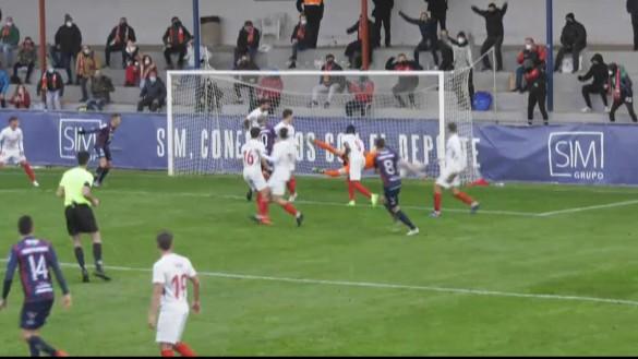 El Yeclano consigue la primera victoria en liga ante el Sevilla Atlético (3-1)