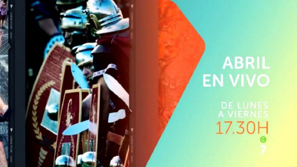 Abril en Vivo, cultura y eventos regionales en las tardes de La7