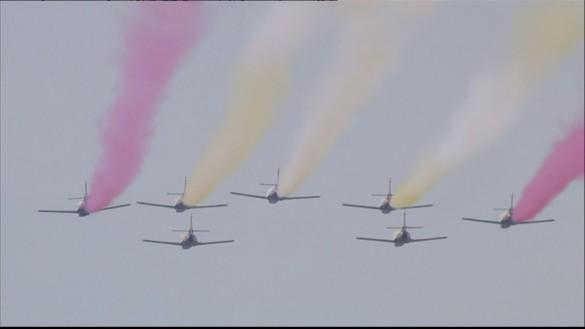 Los pilotos de la Academia fallecidos, recordados en el Día de la Hispanidad