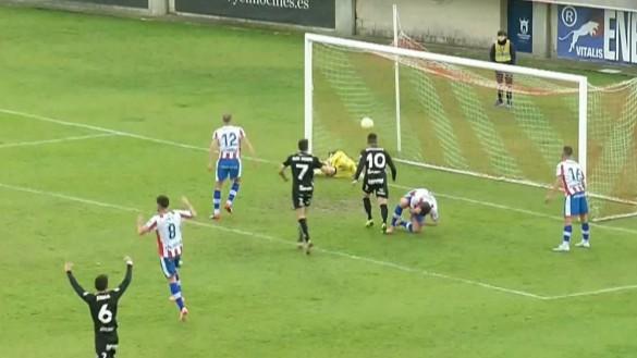 El Real Murcia gana tranquilidad tras sumar tres puntos en Algeciras (0-1)