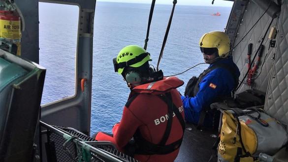 Buscan a un buceador perdido en aguas de Cabo de Palos