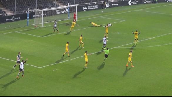 El Cartagena no pasa del empate frente al Villanovense (1-1)