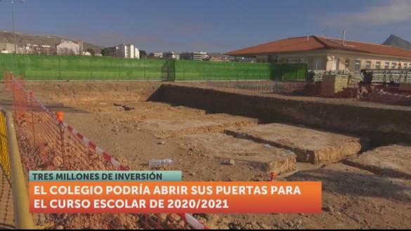 El nuevo colegio Príncipe Felipe de Jumilla acogerá a más de 400 alumnos