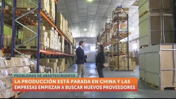 El bloqueo comercial de China afecta a 400 empresas murcianas