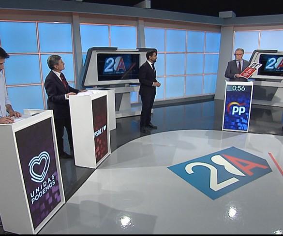 elecciones debate