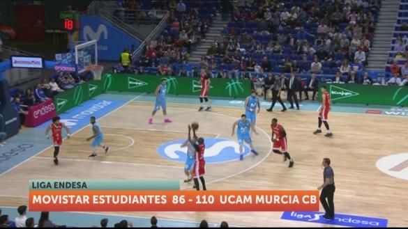 El UCAM Murcia CB renace tras dos semanas espectaculares