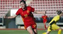 La yeclana Eva Navarro se convierte en uno de los estandartes de la Selección Sub-19