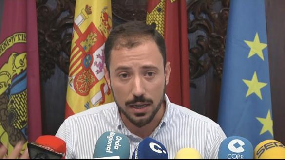 La oposición en Lorca veta al vicealcalde por ausentarse durante el temporal