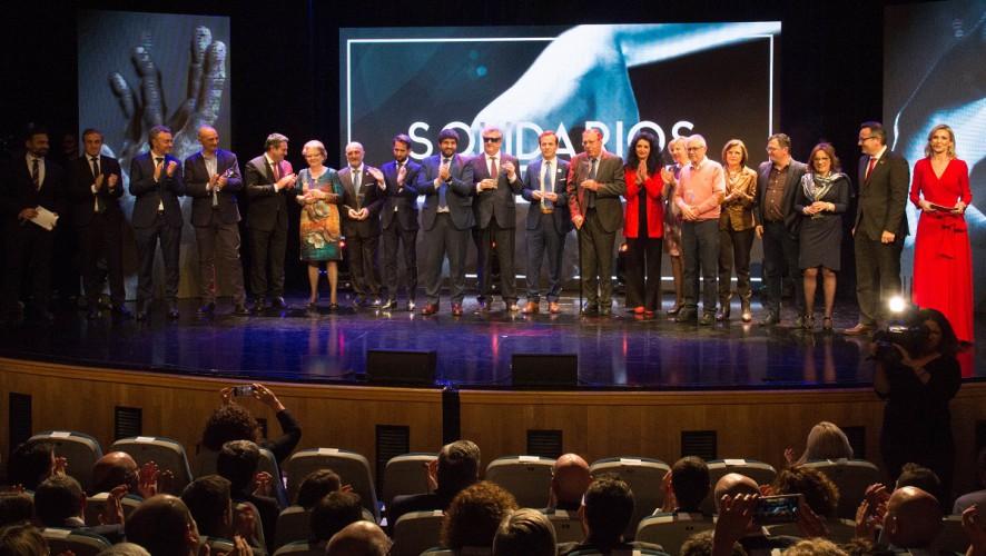 Galería de fotos de la III Gala Solidarios de 7 Televisión