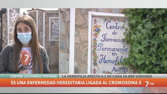 80 murcianos padecen hemofilia, una enfermedad hereditaria que afecta a los varones