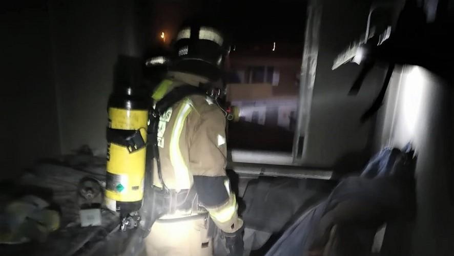 Heridas dos mujeres, una muy grave, en el incendio de una vivienda en San Javier