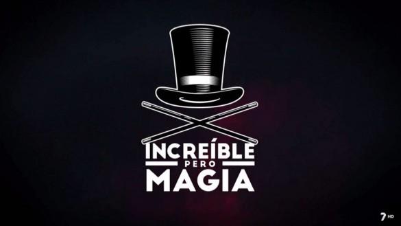increible pero magia