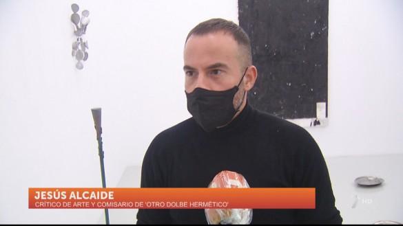 Art Nueve de Murcia homenajea a Manel Clot con la exposición 'Otro doble hermético'