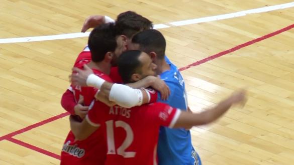 El Jimbee se aleja del play-off en Jaén (4-2)