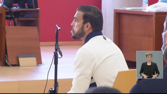 'El Paletas', acusado de asesinato, asegura que disparó en defensa propia