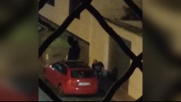 Buscan a un hombre en Murcia por robar en el interior de los coches