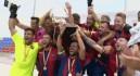 El Bala Azul pierde la final de fútbol playa ante el Levante (2-8)