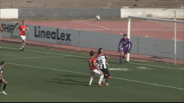 Golpe duro para el Real Murcia tras caer ante la Balompédica Linense (1-0)
