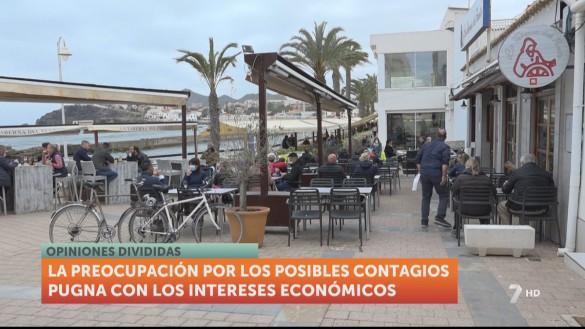 La posible apertura de Comunidades pone de nuevo el foco en el litoral de la Región