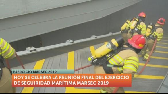 Cartagena acogerá en mayo dos ejercicios de emergencias de la Armada
