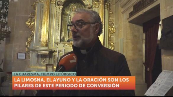 Miles de fieles celebran hoy en la Región el Miércoles de Ceniza