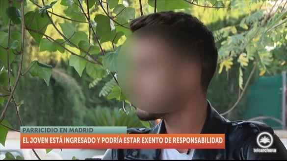 ¿Era el Míster España de Lorquí consciente cuando mató, presuntamente, a su padre?