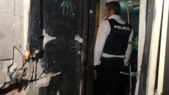 Caen cinco garitos de droga en un gran golpe contra el narcotráfico en Murcia
