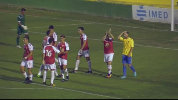 El Orihuela no puede con el Real Murcia (1-2)