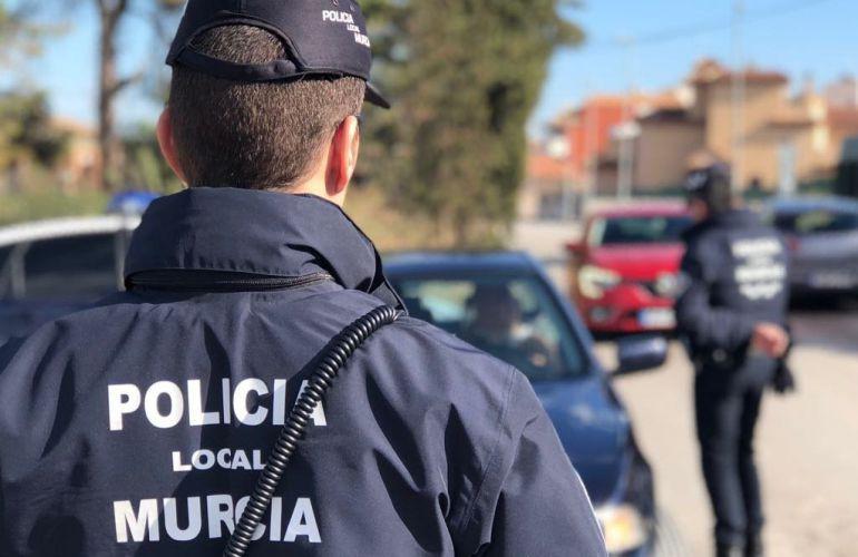 Detienen en Murcia a un individuo por agredir durante varias semanas a su pareja