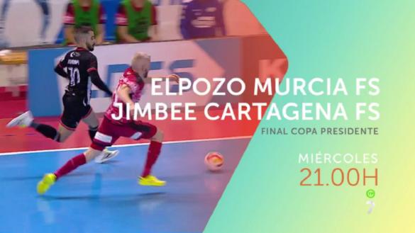 La final de la Copa Presidente se juega el miércoles (21:00) en La7