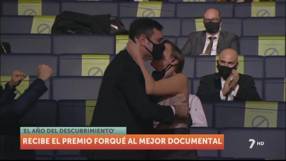 'El año del descubrimiento', Premio Forqué al Mejor Largometraje Documental