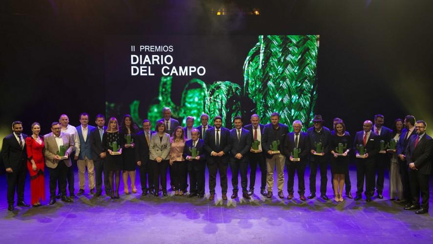 Galería de fotos: II Premios Diario del Campo