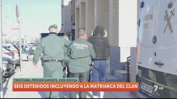 Pasan a disposición judicial los 12 detenidos en las redadas de tráfico de drogas del jueves