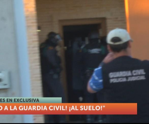 Dos detenidos por disparar contra un vecino de Las Torres de Cotillas